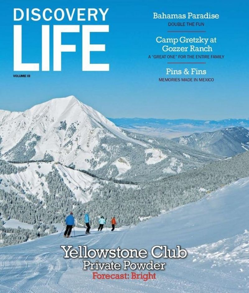 Discovery Life Magazine Volume 3