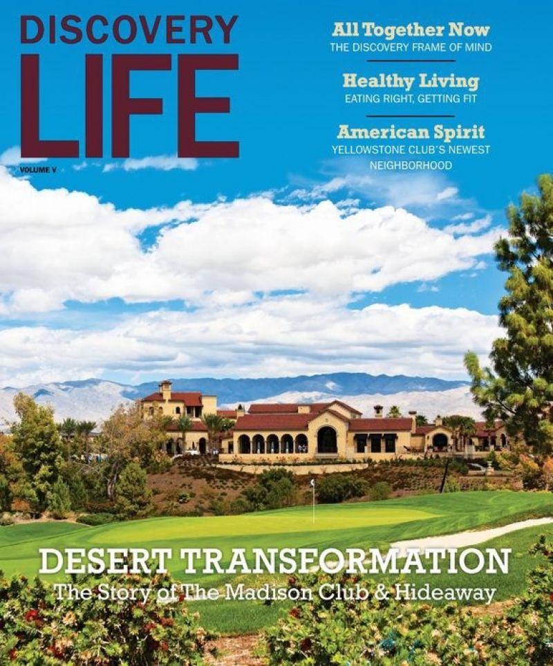 Discovery Life Magazine Volume 5