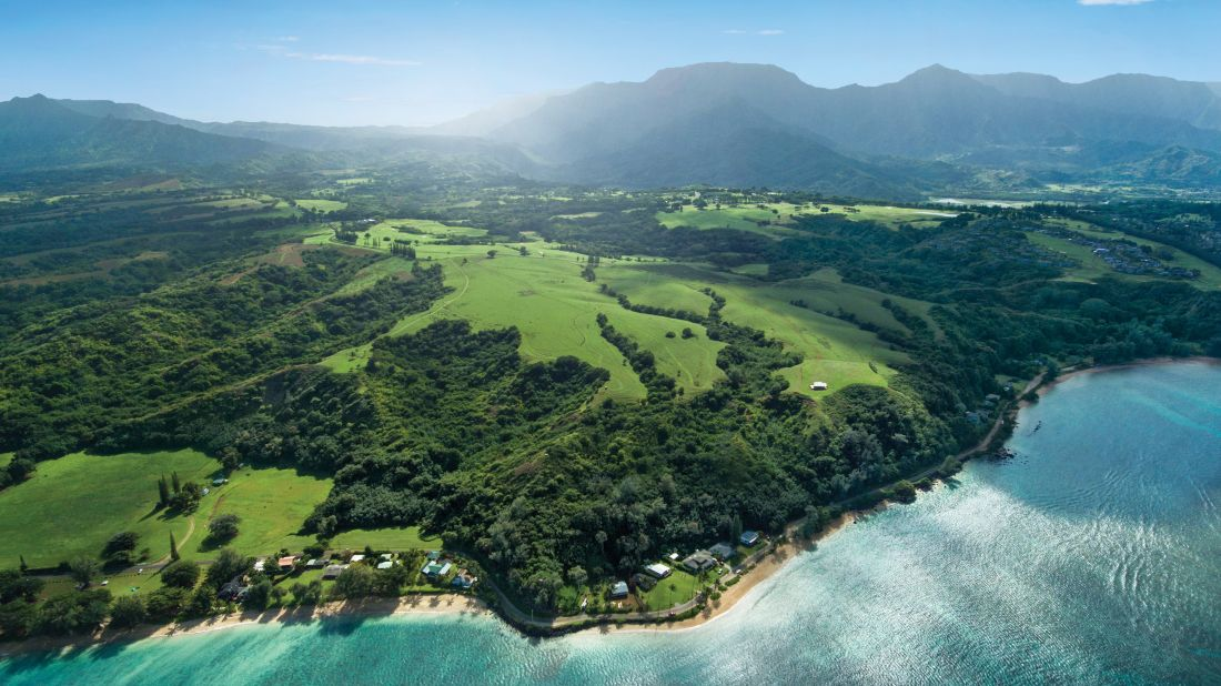 Discovery's newest property in Kaua'i North Shore Preserve